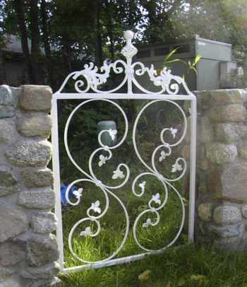 Photo Gallery Iron Gates Hemphill Construction Iron Works